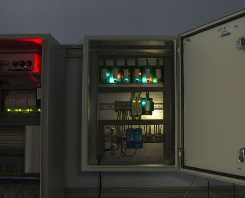 Indicación de sensores