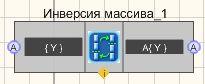 Инверсия массива - Режим проектировщика