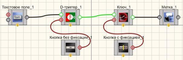 Ключ - Пример 1