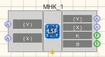 Метод наименьших квадратов - Режим проектировщика