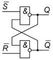 RS-триггер - рисунок 2