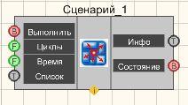 Сценарий - Режим проектировщика