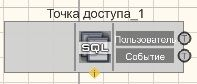Точка доступа - Режим проектировщика
