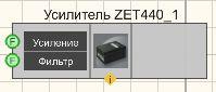 ZET 440 - Режим проектировщика
