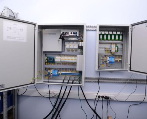 Armario eléctrico ZETLAB