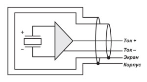 Электрическая принципиальная схема ВС 114
