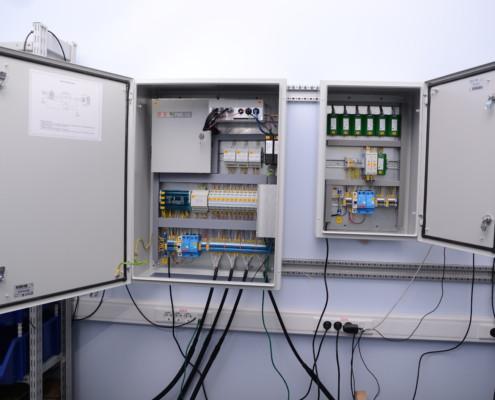 electrical cabinet ZETLAB