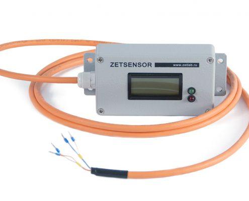 Digital indicator ZET 7178 - basic delivery scope