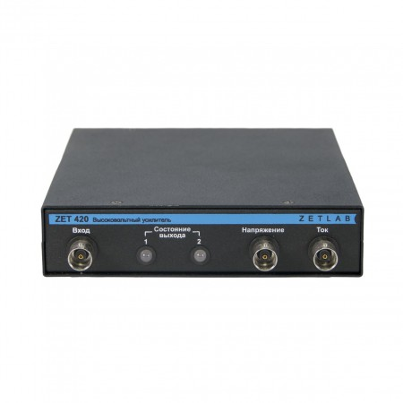 ZET 420 High-Voltage Amplifier