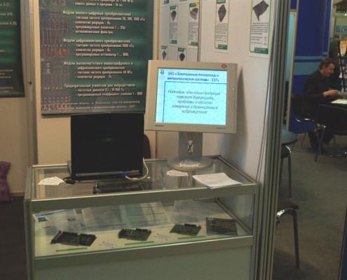 В витрине - платы и контроллеры на шине PCI