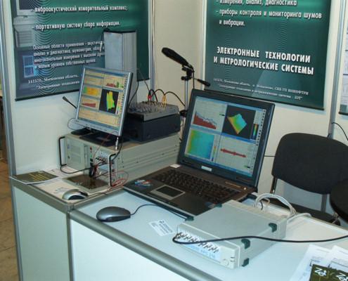 Полный комплект измерительной аппаратуры