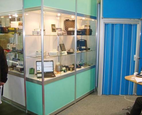 Был представлен широкий ассортимент нашей продукции: анализаторы спектра, тензостанции, сейсмодатчики, платы АЦП-ЦАП и многое другое.