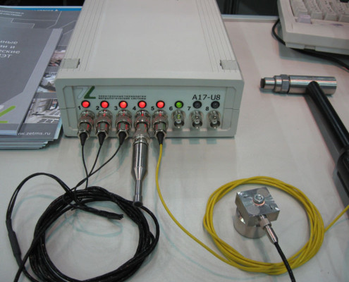Контрольно измерительные приборы, АЦП.
