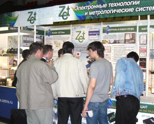Выставка измерительных приборов