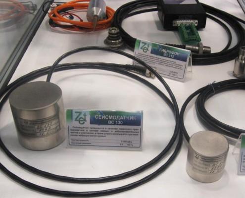 гидрофоны, сейсмодатчики - это лишь малая часть производимой нами продукции.