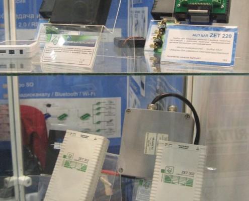 Платы АЦП/ЦАП различных диапазонов, предварительные усилители сигналов, высокочастотный осциллограф и сейсмостанция в промышленном исполнении