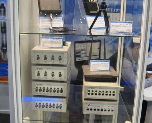 Анализаторы спектра, тензостанции, виброметры-шумомеры