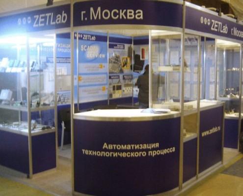 Выставка измерительных приборов, посвященная промышленной автоматизации и встраиваемым системам