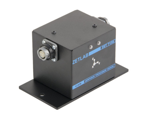 ZET 7156 digital short-term seismometer