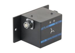 Цифровой сейсмосетр ZET 7156 с монтажной пластиной для крепления на вертикальные поверхности