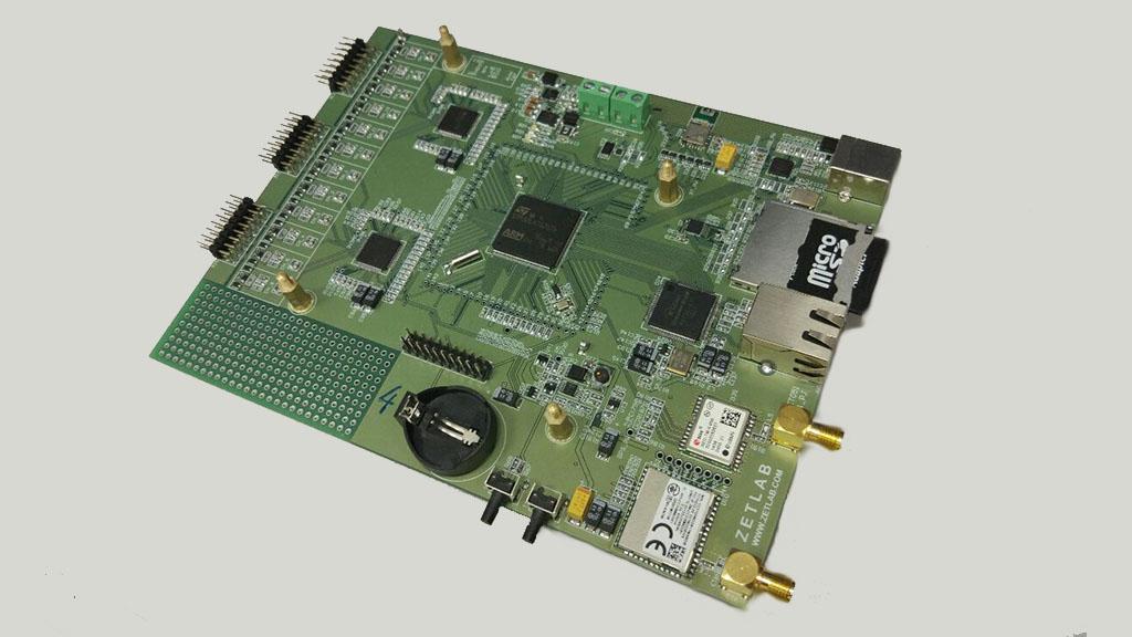 Универсальная микросхема ZET 051