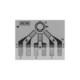 тензорезистор остаточного напряжения CEA