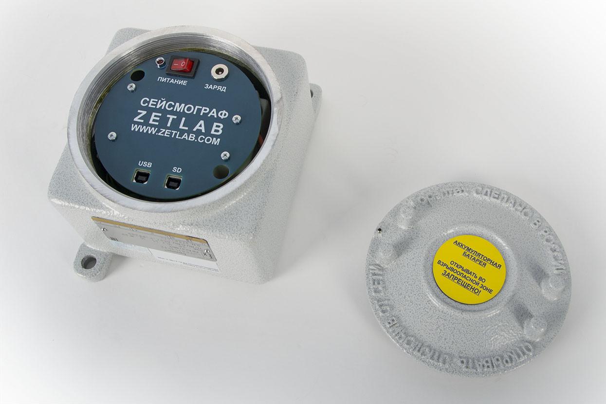 Сейсмограф для применения в шахтах