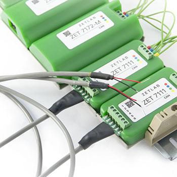 кабель CLM для лабораторных модулей ZETSENSOR