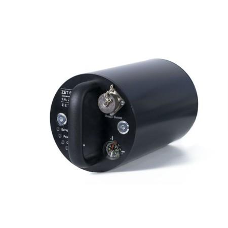 ZET 048-C-VER.3 digital seismic recording system