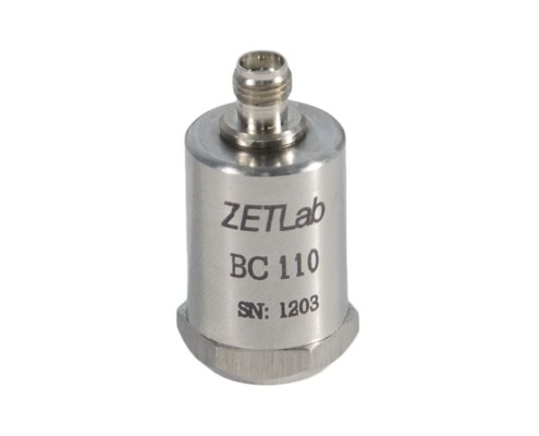 Accelerometer BC 110 front view