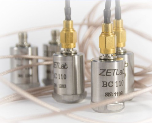 Accelerometer BC 110 much