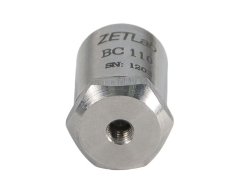 Accelerometer BC 110 place of twist