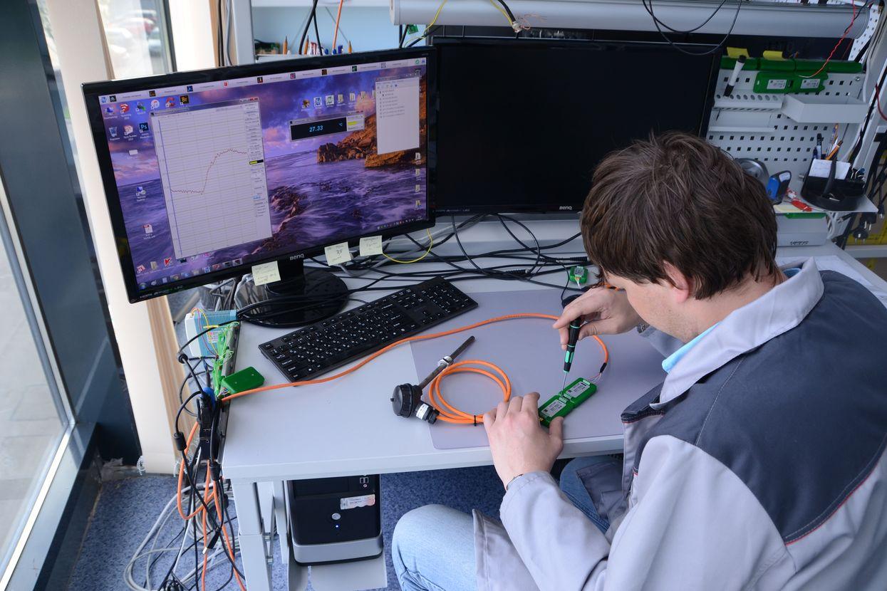 Поверка цифровых датчиков в метрологии