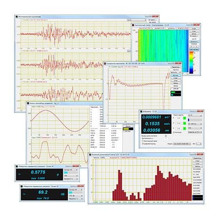 ZETLAB SEISMO - Software for seismic stations