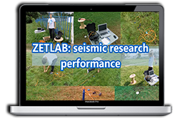 ZETLAB seismic research performance