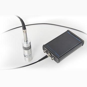 акустический калибратор АК-1000 с анализатором спектра ZET 017-U2