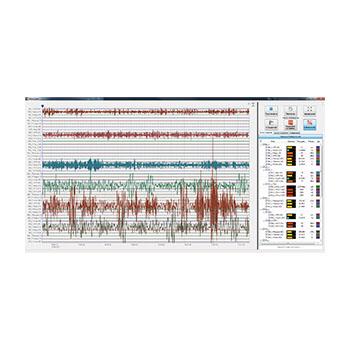 Seismograph Cover
