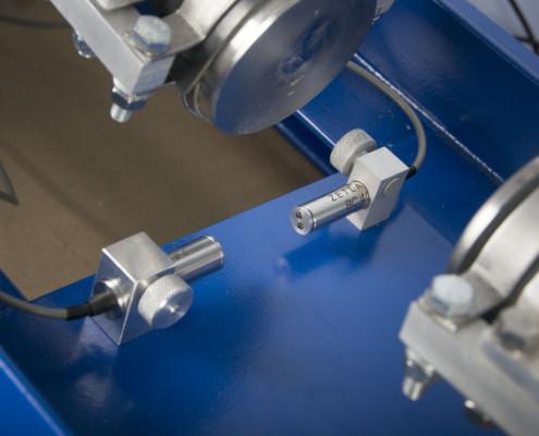 UDAR-1 - Shock testing machine - acceleration velocity control