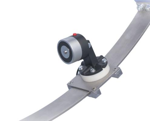 UDAR-1 - Shock testing machine - hammer holder