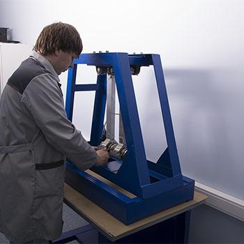 Удар-1 ударная баллистическая установка
