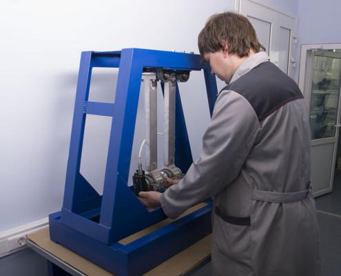 Ударная баллистическая установка Удар-1