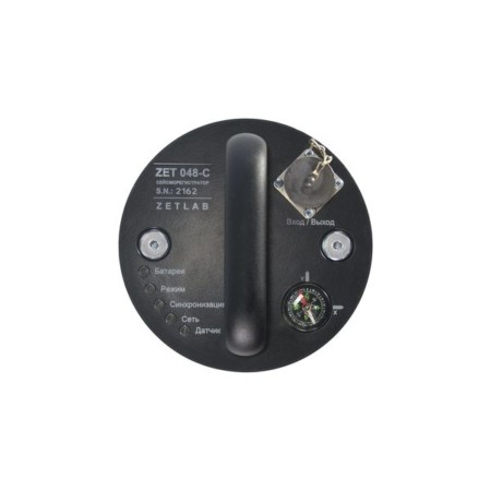 ZET 048-C-VER.1 Digital Seismic Recording System