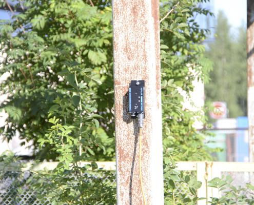Цифровой акселерометр ZET 7152-N, пример