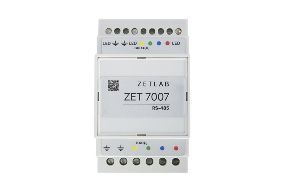 Устройство защиты ZET 7007