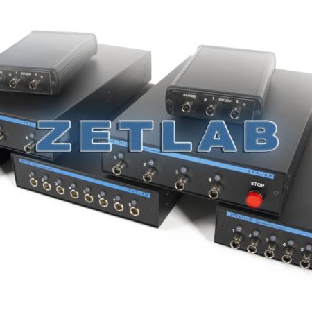 Productos de medición ZETLAB