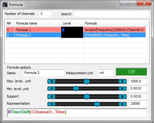 ZETLAB Formula_TimeShift