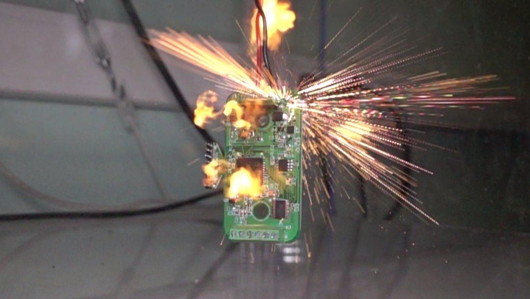 Проверка на электромагнитную совместимость