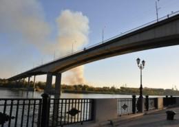 Ворошиловский мост Ростов