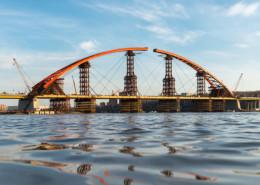 Bugrinskiy bridge - main