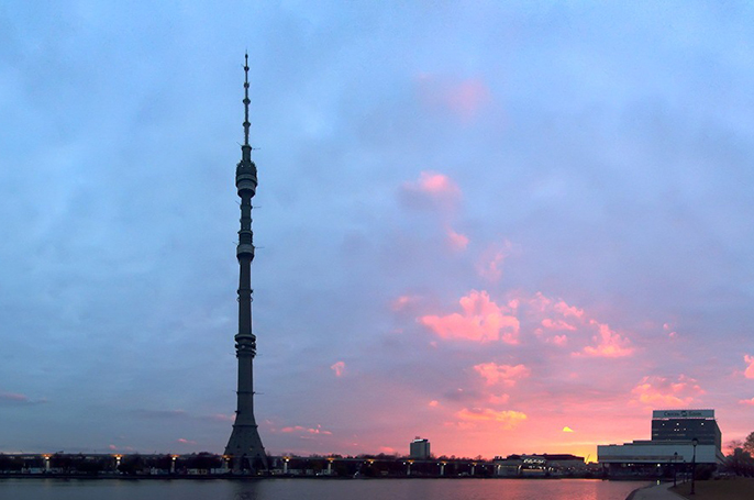 Ostankino tower - main